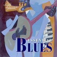 Essential Blues-BB King Willis Diddley Lee Hooker-CD