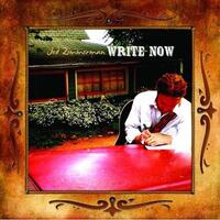 Write Now-Jed Zimmerman-CD