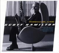 Swedish Ballads ... & More-Scott Hamilton-CD