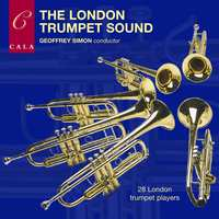 The London Trumpet Sound-28 London Trumpet Players-CD