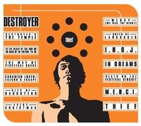 Thief (Opaque Orange)-Destroyer-LP