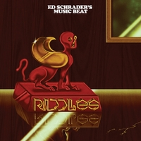 Riddles (Red Gold Starburst)-Ed Schrader's Music Beat-LP