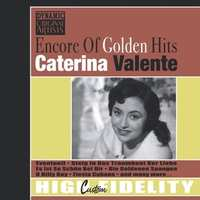 Encore Of Golden Hits-Caterina Valente-CD