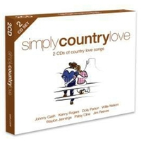 Simply Country Love--CD