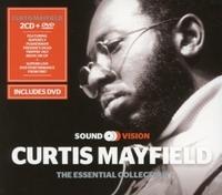 Essential.. -CD+DVD--Curtis Mayfield-CD