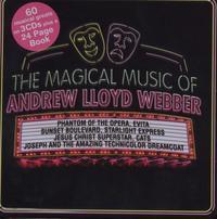 Magical Music.. -Tin Box--Andrew Lloyd Webber-CD