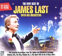 My Kind Of Music - The Very Best Of-James Last-CD