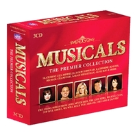 Musicals - The Premier Collection--CD