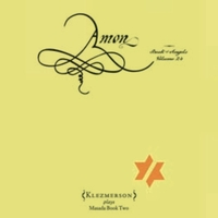 Amon: The Book Of Angels Vol. 24-Klezmerson-CD