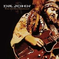Who Was John Rebenback?-Dr. John-CD