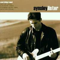 Everything I Need-Aynsley Lister-CD