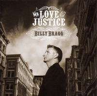 Mr. Love And Justice-Billy Bragg-CD