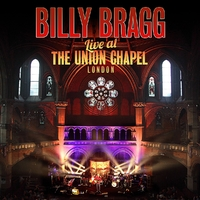 Live At The Union..-Billy Bragg-CD