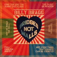 Bridges Not Walls-Billy Bragg-CD