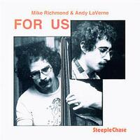 For Us-Mike Richmond-CD