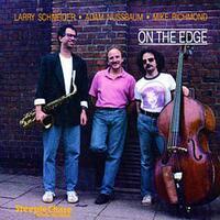 On The Edge-Mike Richmond-CD