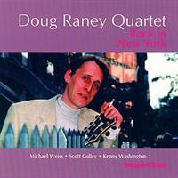 Back In New York-Doug Raney-CD