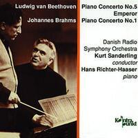 Piano Concertos-Hans Richter-Haaser & Kurt Sanderling-CD