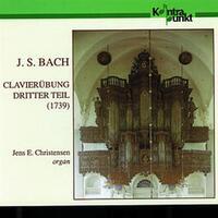Clavieršbung Dritter Teil-Jens E. Christensen-CD
