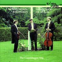 Piano Trios-The Copenhagen Trio-CD