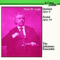 Quintet Op. 8, Sextet Op. 44-The Johannes Ensemble-CD
