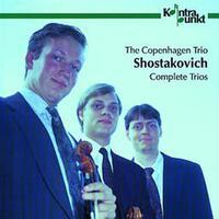Complete Trios-The Copenhagen Trio-CD