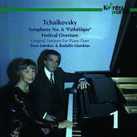 Symphony 6, Festival Overture-Tove Lonskov & Rodolfo Llambias-CD