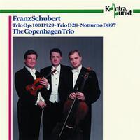 Trio Works-The Copenhagen Trio-CD