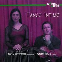 Tango Intimo-Soren Elbaek & Alicia Petronilli-CD