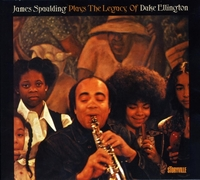 James Spaulding - Plays The Legacy Of Duke Elling-James Spaulding-CD