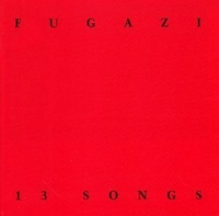 13 Songs-Fugazi-CD