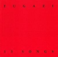 13 Songs-Fugazi-CD
