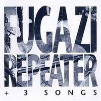 Repeater + 3 Songs-Fugazi-CD
