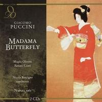 Madama Butterfly (Naples)-Cioni, Olivero-CD
