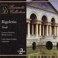 Rigoletto-Paskalis, Pavarotti, Scotto-CD