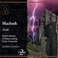 Macbeth-Boehm, Cossuta, Ludwig, Milnes-CD