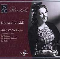 Arias & Scenes, Vol.1-Renata Tebaldi-CD