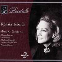 Arias & Scenes, Vol.2-Renata Tebaldi-CD