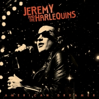 American Dreamer-Jeremy And The Harlequins-LP