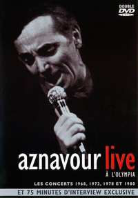 Charles Aznavour - A Olympia-DVD