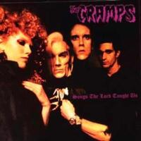 Songs The Lord Taught Us-The Cramps-CD
