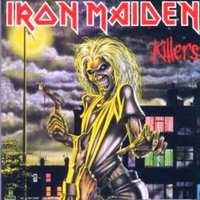 Killers-Iron Maiden-CD