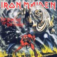 The Number Of The Beast-Iron Maiden-CD