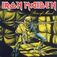 Piece Of Mind-Iron Maiden-CD