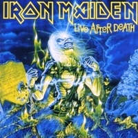 Live After Death-Iron Maiden-CD