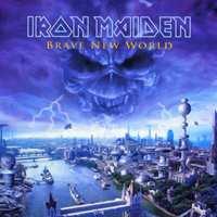Brave New World-Iron Maiden-CD