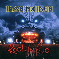 Rock In Rio [Live]-Iron Maiden-CD
