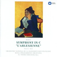 Symphony In C-Royal Philharmonic Orchestra-CD