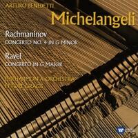 Piano Concertos-Arturo Benedetti Michelangeli-CD