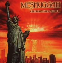 Contradictions Collapse..-Meshuggah-CD